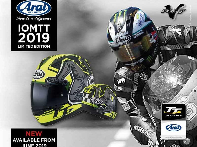Casques Arai, l'équipement qui garantit la sécurité du motocycliste